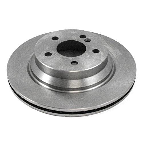 (DuraGo BR34247 Rear Vented Disc Brake Rotor)