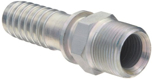 Npt Male Stem (Dixon Boss MS11 Steel Hose Fitting, Stem, 1