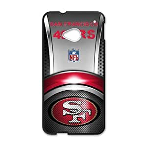 NFL CF Cell Phone Case for HTC One M7 by mcsharks