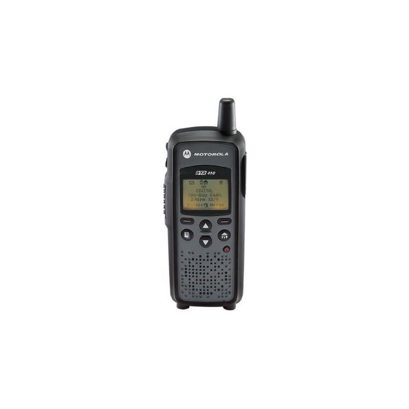 Motorola DTR410 Digital On-Site Two-Way