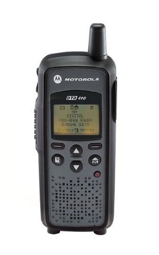 Motorola DTR410 Digital On-Site Two-Way Radio by Motorola Solutions