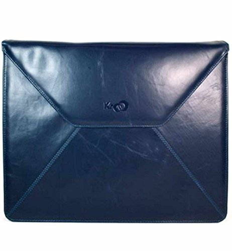 (Premium PU Leather Notebook Laptop Sleeve Envelope Cover Carrying Case designed for 12-13.3