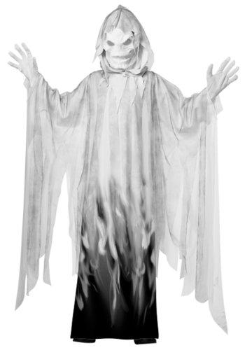 Boys Evil Spirit Costumes (Evil Spirit Child Costume - Large)