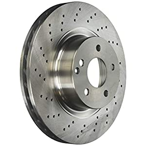 Centric 228.35038 Drilled Rotor