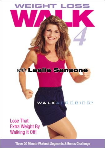 Leslie Sansone - Weight Loss Walk: Walk 4 Miles