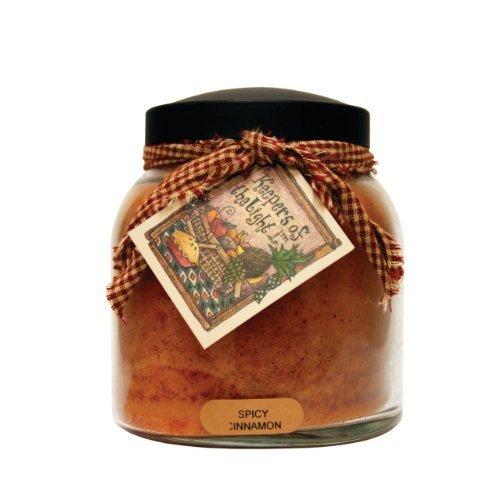 【着後レビューで 送料無料】 A Giver Cheerful Giver Giver Spicy Cinnamon Papa Jar Jar Candle、34-ounce by Cheerful Giver B017O5AJFE, ニシアイヅマチ:2a56a6bb --- a0267596.xsph.ru