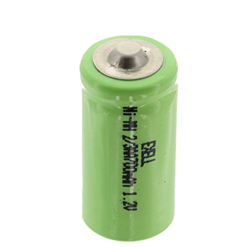 - Exell 1.2V 2/3AA Size 700mAh NiMH Rechargeable Button Top Battery use with electric mopeds meters two radios electric razors toothbrushes cameras mobile phones pagers medical instruments/equipment
