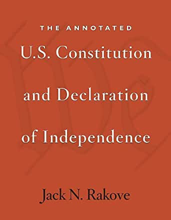 declaration of independence annotated pdf