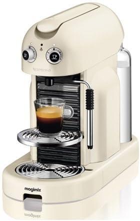 MAGIMIX - Cafetera de espresso manual: Amazon.es: Hogar