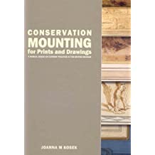 Conservation Mounting for Prints and Drawings