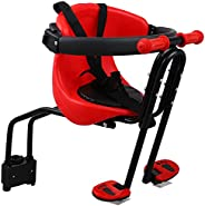 BESPORTBLE Bicycle Mounted Child Carrier Bike Seat Front Mount Baby Carrier Baby Chair Adjustable Safety Seat
