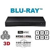 Best 3D Blu-Ray Players - Samsung J5900RF Wi-Fi Multi System Region Free Blu-Ray Review