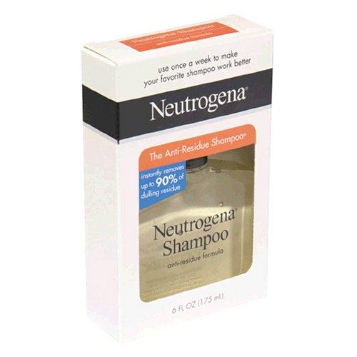 Neutrogena Shampoo, Anti-Residue Formula, 6 fl oz