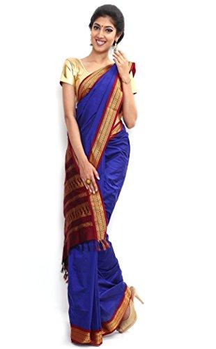 South-karantaka-Span-cotton-Fancy-Saree