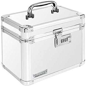 Amazon Com Vaultz Locking Storage Chest 6 5 X 19 X 13 5