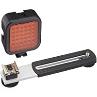 Sima Rechargeable 36 LED IR Night Vision Light for Camcorders, Digital Cameras & SLRs - Includes Universal Mount Bracket