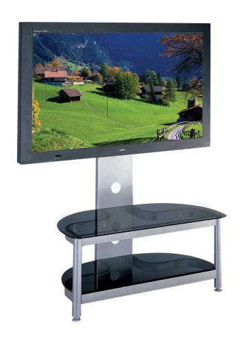 buy popular 12996 46aec iMOUNT LCD TV STAND for JVC 32