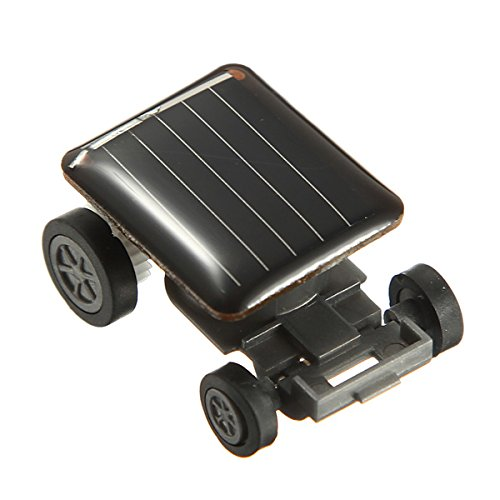 Dove Manufacturing The World s Smallest Mini Solar Powere...