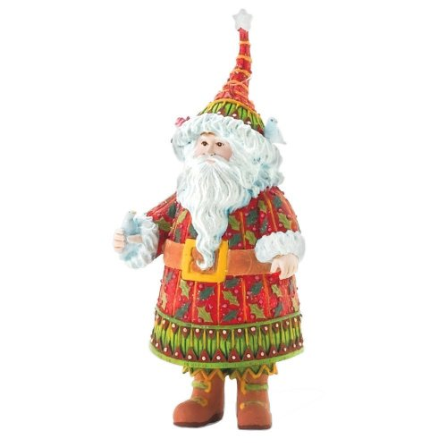Department 56 Krinkles Santa Ornament (Krinkles Tree 56)