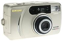 Samsung Maxima 105 GL QD Zoom Date 35mm Camera