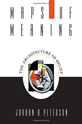 Maps of Meaning: The Architecture of Belief cover