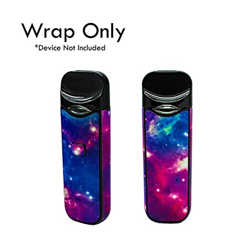 Custom Skin Decal for SMOK NORD Pod System (Decal Only, Device is Not  Included) - Vinyl Wrap Protective Sticker by VCG Customs (Galaxy)