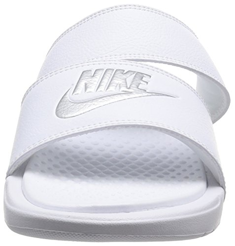 Ultra Blue Mng Duo Running Slvr Shoes WMNS Mtllc Women NIKE Brght Chlk 's Slide Blue Benassi WPq1nfwC