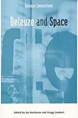 Deleuze and Space (Deleuze Connections) Paperback