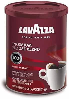 Coffee: Lavazza Premium House Blend