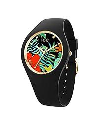 Ice-Watch 016656 - Reloj analógico de cuarzo para mujer con correa de silicona