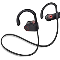 Win Sundix (TM) Wireless Bluetooth Headphone with Built-in Microphone Sweatproof Sports Running In-ear Music Stereo... deliver