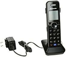 Panasonic Cordless Phone Handset Accessory Compatible with KX-TG6840 and KX-TG7870 Series Cordless Phone Systems - KX-TGA680S (Black)