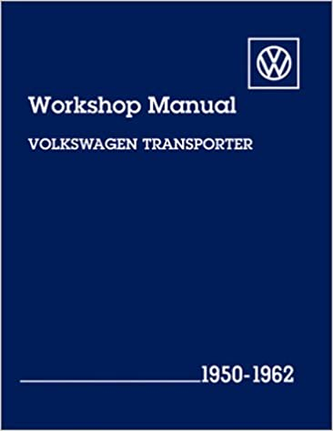 Wondrous Volkswagen Transporter Workshop Manual 1950 1962 Type 2 Bentley Wiring 101 Capemaxxcnl