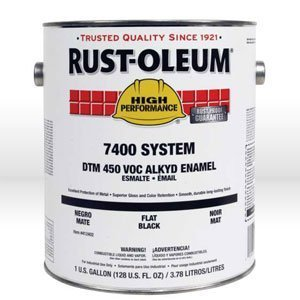 rust-oleum-v7500-series-450-voc-dtm-alkyd-enamel-silver-gray-gallon-can-lot-of-2