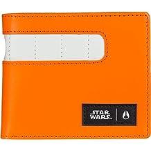 STAR WARS x NIXON Rebel Pilot Showoff Leather Wallet