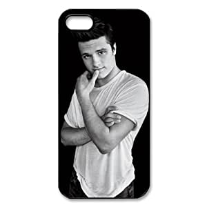 Hot Actor Josh Hutcherson Design Durable TPU Cover For Iphone 5s iphone5-82116
