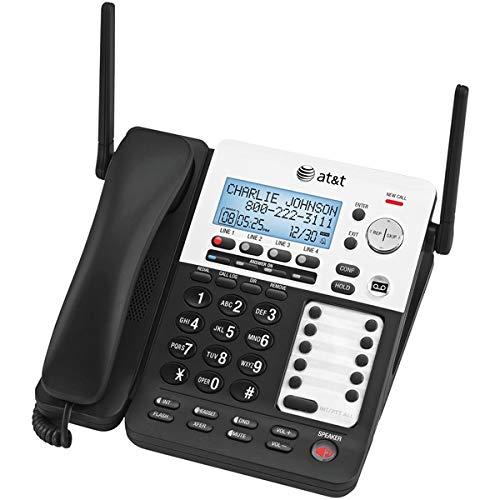 AT&T SB67138 Dect_6.0 1-Handset Landline Telephone (6.0 Handset Dect One)