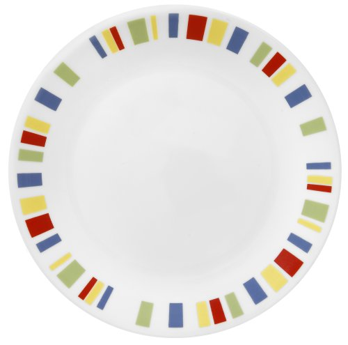 Corelle Livingware 6-3/4-Inch Bread and Butter Plate, - Butter Corelle Bread Plate