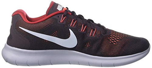 RN Free Running NIKE Black tough Blue Red Shoe Men's Hydrogen RTwn5qEg