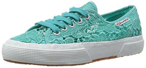 Superga 2750 MACRAMEW Adult Shoes Aquamarine 02cx5jpo1