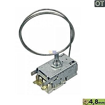 Termostato k59-l2684 de l2103 Ranco 206329401 AEG, Electrolux ...