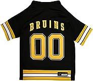 Pets First BRU-4006-XS Boston Bruins Jersey, Extra Small