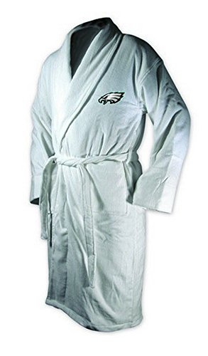 Philadelphia Eagles Official NFL Adult One Size Robe by McArthur by WinCraft