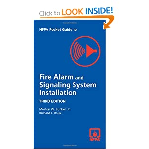 Guide to Fire Alarm System Installation Merton W. Bunker Jr.