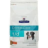 Hill's Prescription Diet t/d Dental Health Dry Dog Food 5 pounds