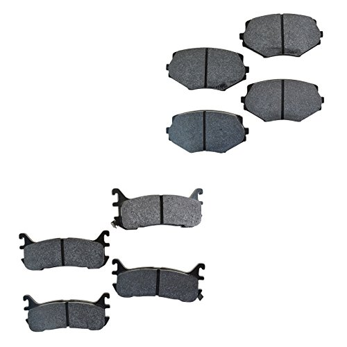 Hawk Performance HP Plus Brake Pads Front & Rear for Mazda Miata Brand