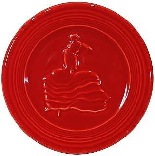 product image for Fiesta 6-Inch Trivet, Scarlet