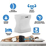 ComfiLife Orthopedic Knee Pillow for Sciatica