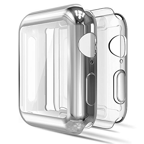 Funda Protectora Para Apple Watch 44mm Series 5 Y 4-bzvp