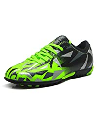 T&B Kids Turf Cleats Soccer Shoes Indoor Football Cleat Shoes Sport